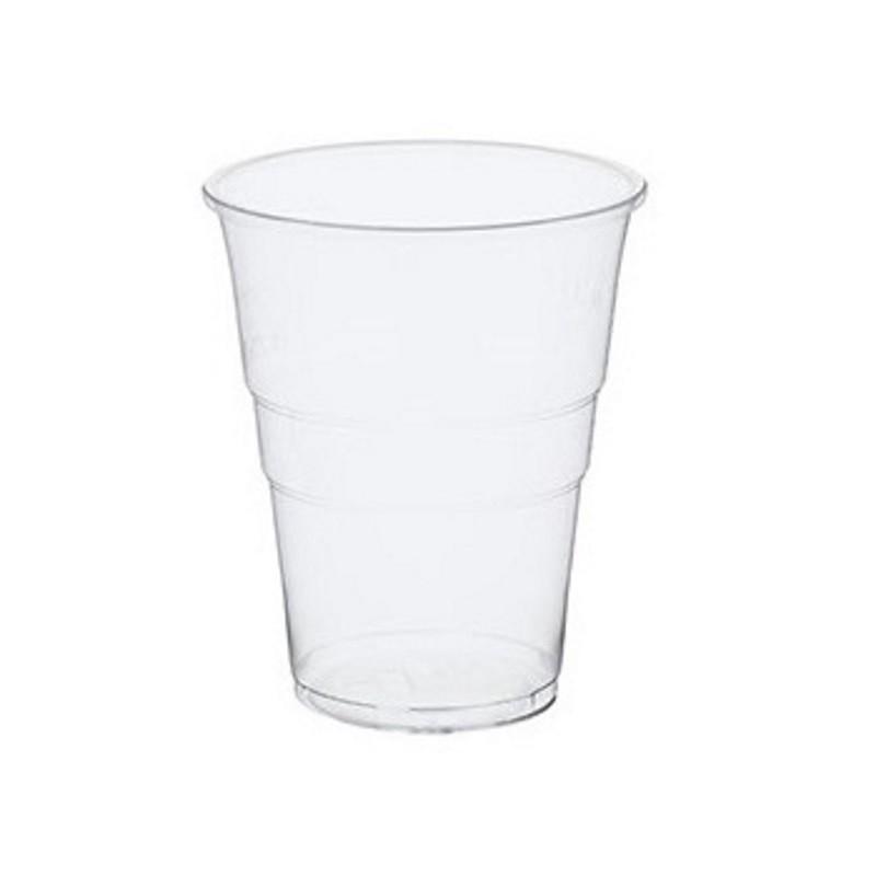 Billede af 50 stk Ølglas 300 ml blød plast