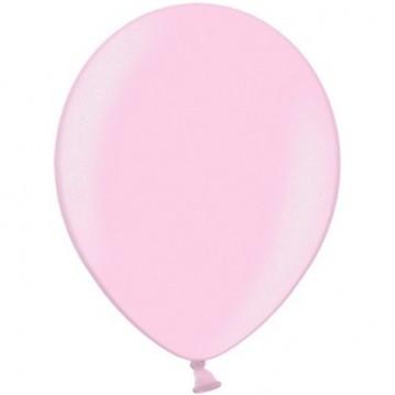 "20 stk Perle pink balloner - str 10"""