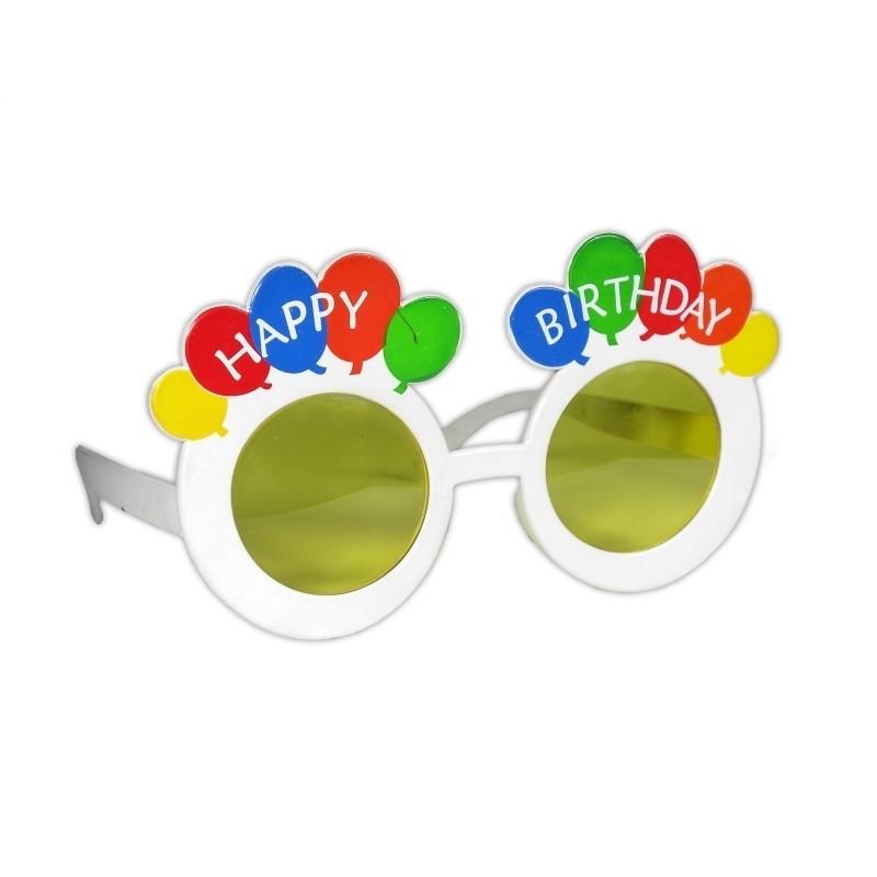 Billede af Happy Birthday festbriller