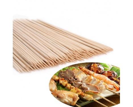 200 Stk. Grillspyd bambus 2,5 x 250 mm