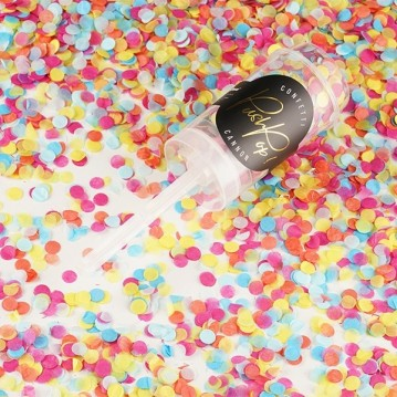 Push up confetti - Mix