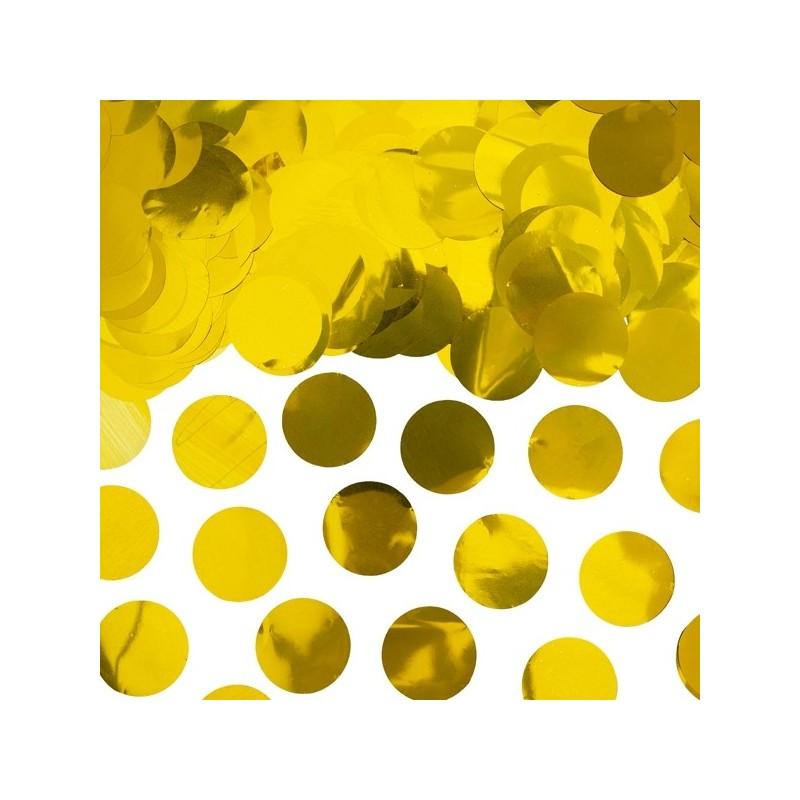 Image of   Konfetti Guld metallic 15g