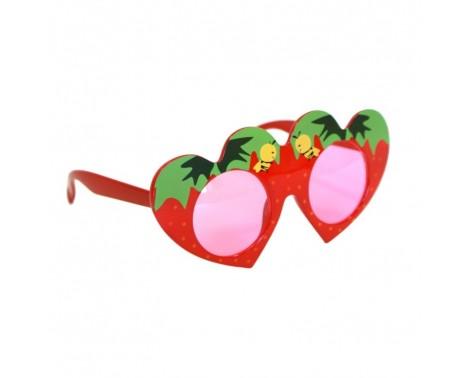 Jordbær briller