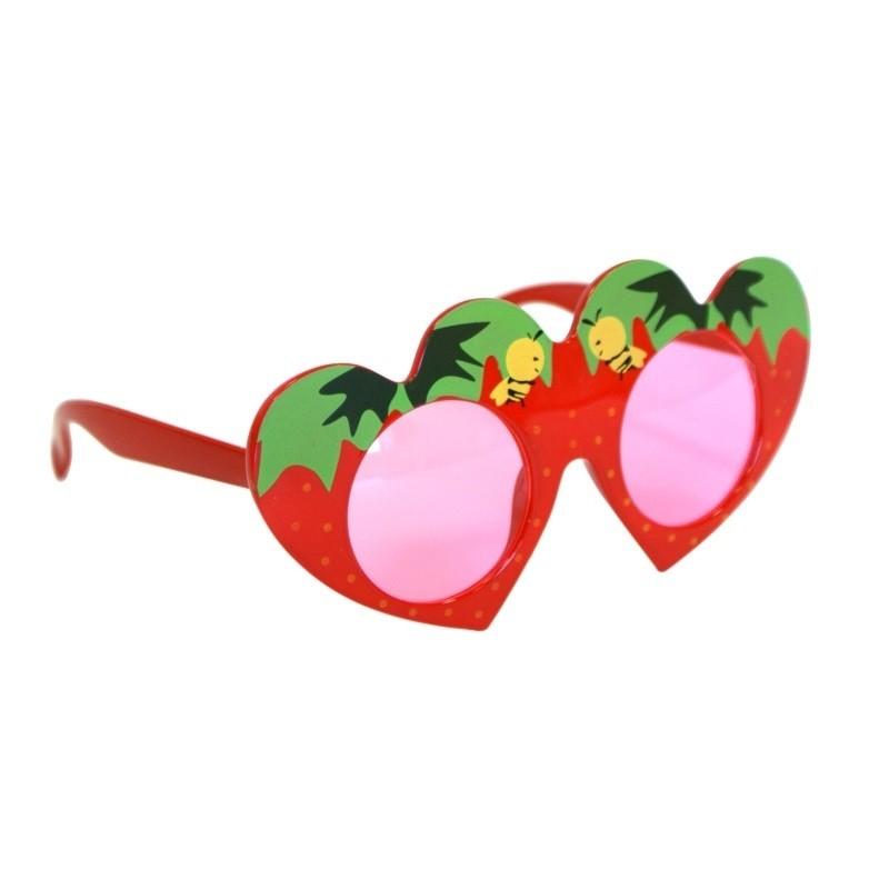 Billede af Jordbær briller