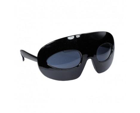 Brille med Zorro maske