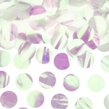 Konfetti Iridescent metallic 15g