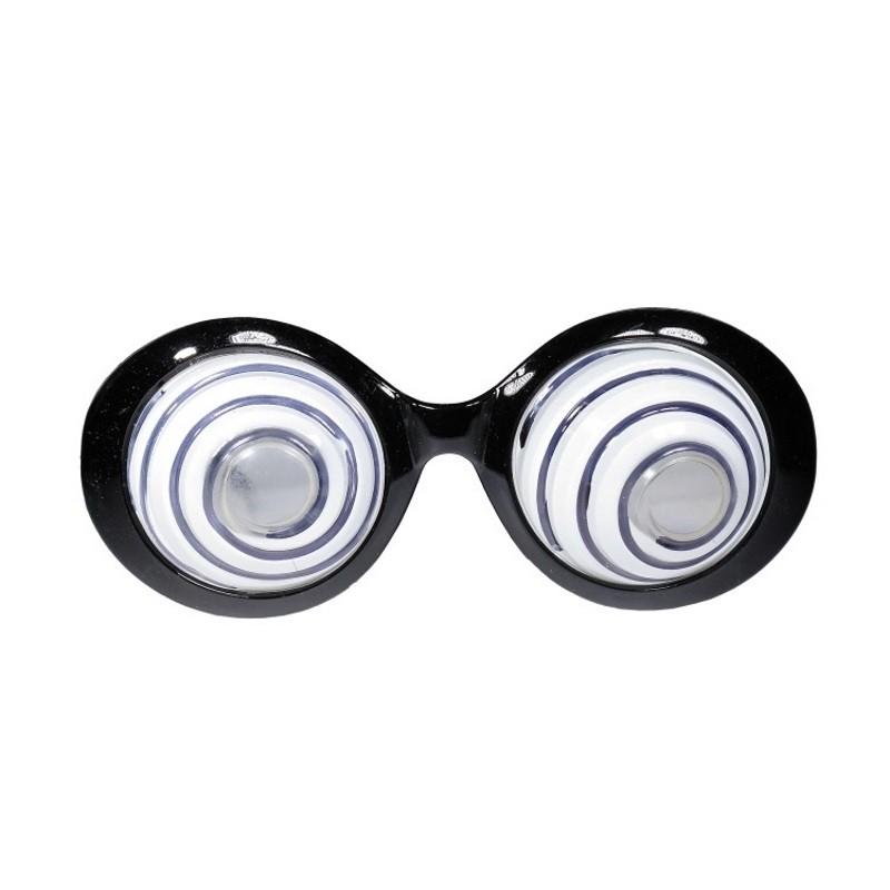 Billede af Skør festbrille med spiraler