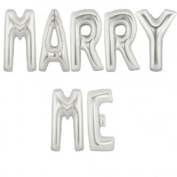 "Marry me - tekst 16"" pakket i sæt"