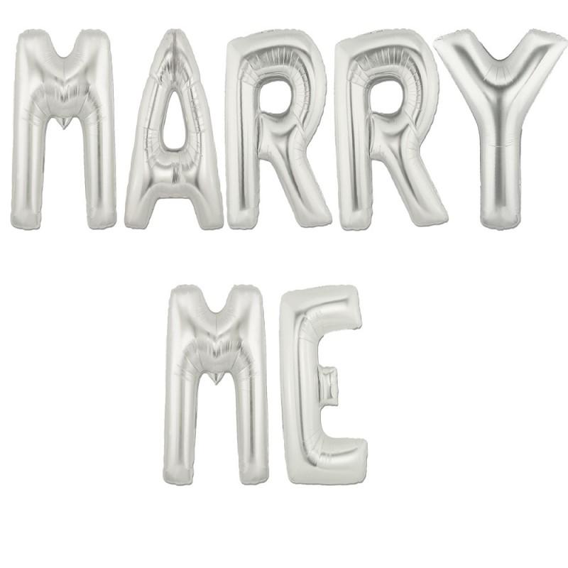 "Marry me - tekst 14"" pakket i sæt"