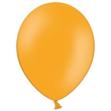 """100 stk Standard orange balloner - str 12"""""""