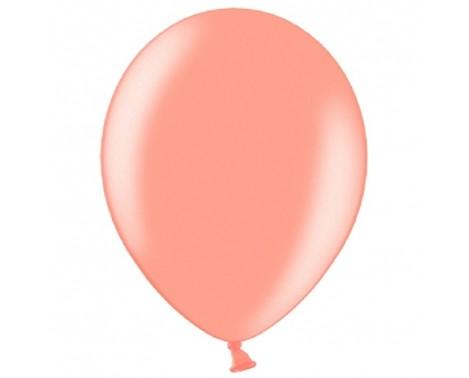 """100 stk Metallic rose guld balloner - str 12"""""""