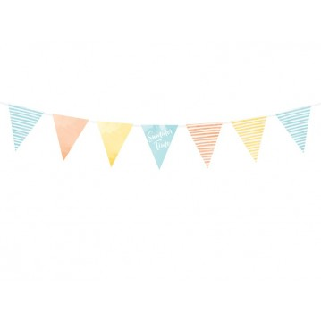 """Bunting Summer time, 1.3m"""