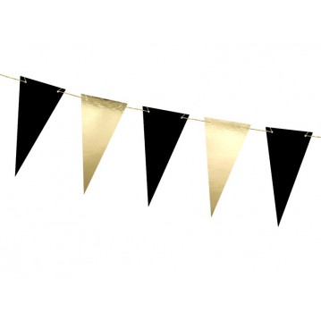 """Bunting, mix, 2.15 m"""