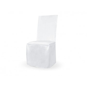 """""""Chair cover IHS, white"""""""
