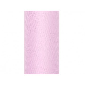 Tyl lyserød - 8 cm x 20 meter