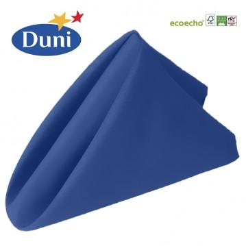Mørkeblå 12 stk Dunilin middagsservietter