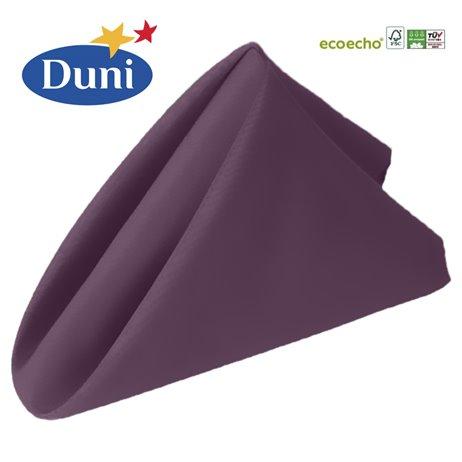 12 stk Plum Dunisoft middagsservietter