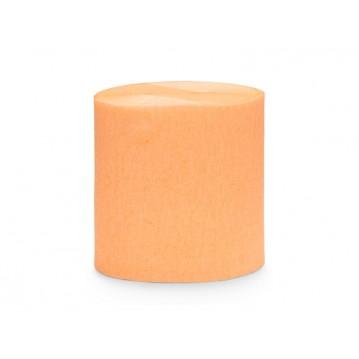 4 stk. Creperuller i orange 5 cm x 10 meter