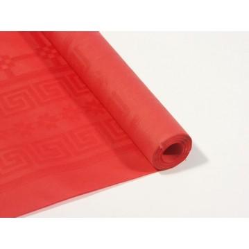 6m Papirdug rød 1,18m bred