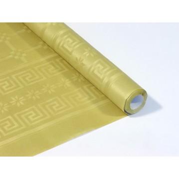 5m Papirdug metalic guld 1,18m bred