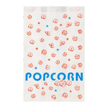 200 Stk. Popcorn papirpose