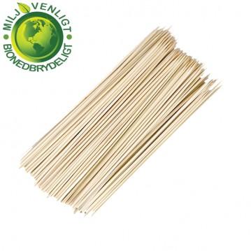 200 Stk. Grillspyd bambus 2,5 x 200 mm