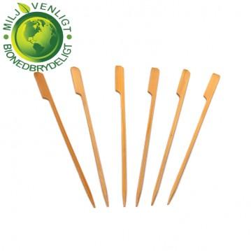 100 stk Bambusstikker GOLF 20 cm