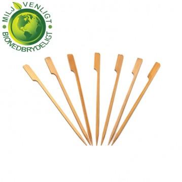 100 stk Bambusstikker GOLF 18 cm