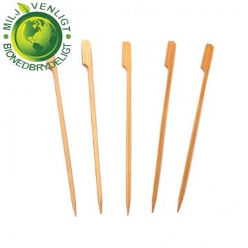 100 stk Bambusstikker GOLF 25 cm