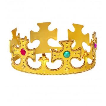 Guldkrone til kongen