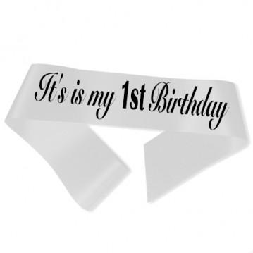 1st Birthday - Til en 1