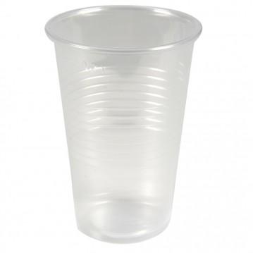 100 stk Plastglas 20cl blød