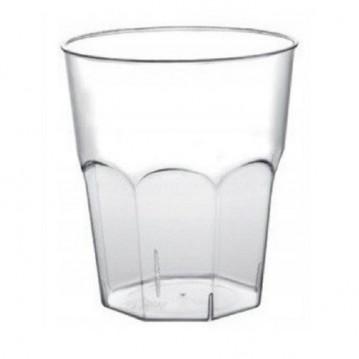 20 stk. Luksus Drikkeglas 270 ml - Ottekantet