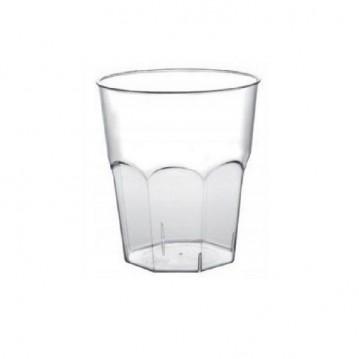 50 stk. Luksus Drikkeglas 200 ml - Ottekantet
