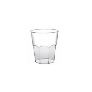 50 stk. Luksus Shotglas 30 ml - Ottekantet