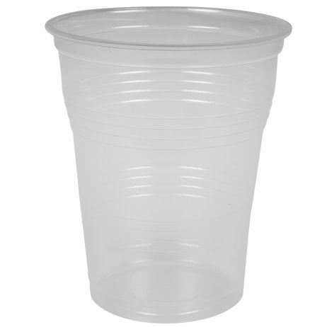 50 stk Ølglas 100cl blød plast XL
