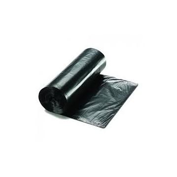 10 stk Affaldsække 120 L sort 103x76