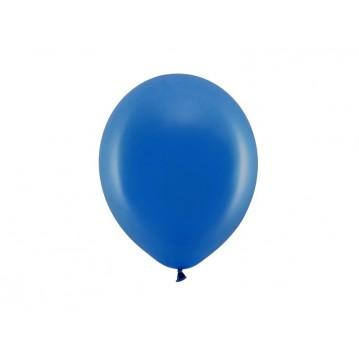 """100 stk Standard royal blå balloner - str 9"""""""