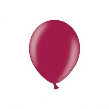 "100 stk Metallic plum balloner - str 5"""