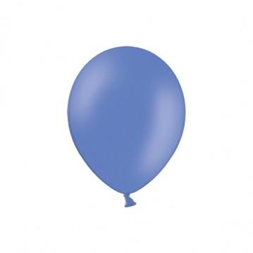 """100 stk Standard kornblomst blå balloner - str 5"""""""