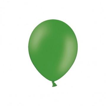 """100 stk Standard emerald grøn balloner - str 5"""""""