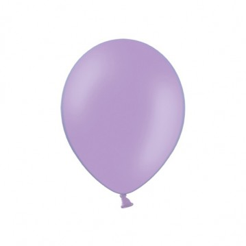 "100 stk Standard lavendel balloner - str 9"""
