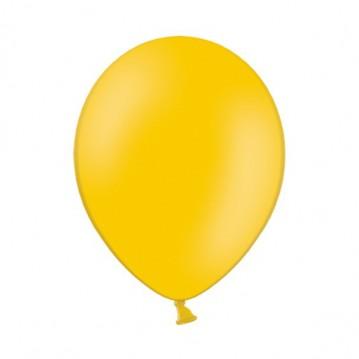 "10 stk Standard lys orange balloner - str 12"""