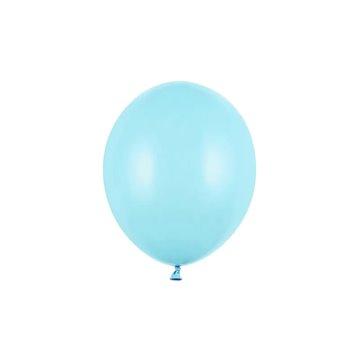 """100 stk Standard himmelblå balloner - str 10"""""""