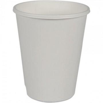 25 stk Bio Kaffebæger 240ml - Bagasse