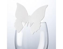 Bordkort til Glas