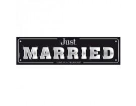 Nummerplader til Bryllupsbilen