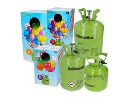 Helium og ballongas