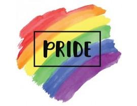 Pride - Regnbue