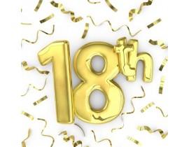 18 års Fødselsdag